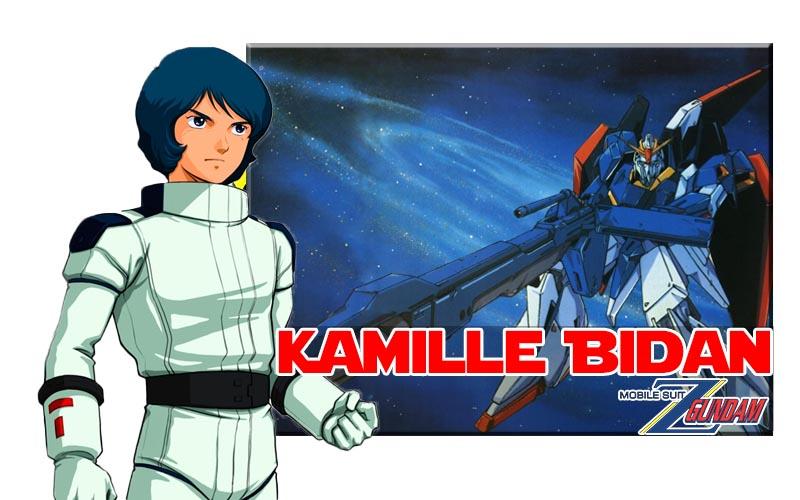 Kamille Bidan เกรียนเทพแห่ง Gundam Z