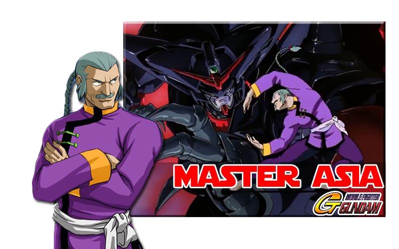 Tohofuhai มาสเตอร์เอเซียแห่ง G Gundam